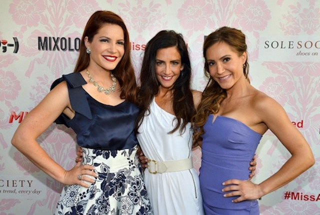 "The Season Premiere Viewing Party Of Bravo's ""Miss Advised"" hosted By Executive Producer Ashley Tisdale At Mixology 101"