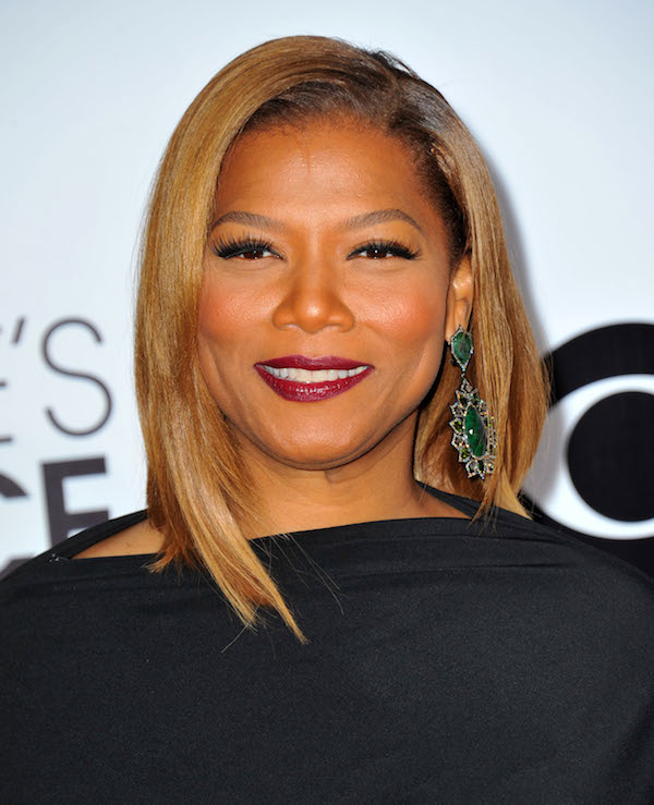 Jan. 8, 2014 - Los Angeles, California, U.S. - QUEEN LATIFAH attends the 2014 People's Choice Awards at Nokia Theatre L.A. Live. (Credit Image: � D. Long/Globe Photos/ZUMAPRESS.com)